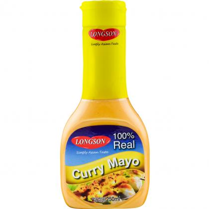 Longson Curry Mayo (250ml)